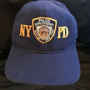 Other - NYPD Police Department Hat